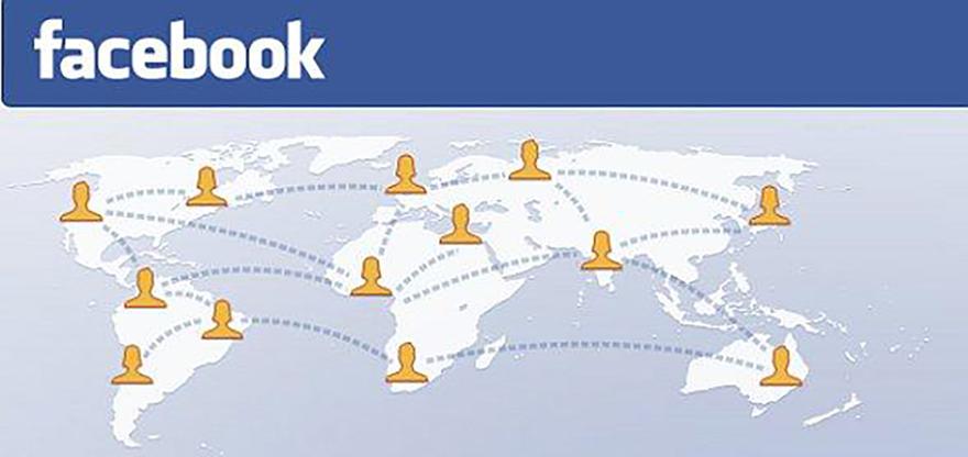 Facebook-localisation